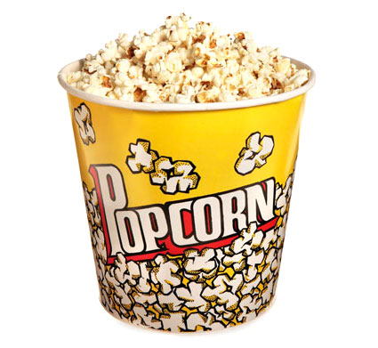POPCORN FRIDAYS each week.  Money is due to the child's teacher by Thursday.  Popcorn is 25 cents per bag.