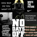Football Motivation