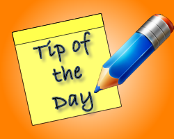 Tip of the Day Icon